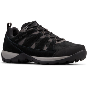 Columbia Redmond V2 WP Zapatillas Hombre, negro/gris